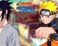 Jeu MMORPG Naruto – Ninja Game