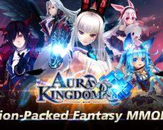 Jeu MMORPG Aura Kingdom