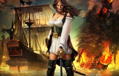 Jeu MMORPG Pirates : Tides Of Fortune