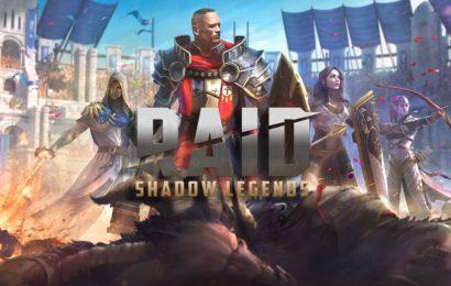 Jeu MMORPG Raid : Shadow Legends