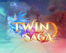 Jeu MMORPG Twin Saga