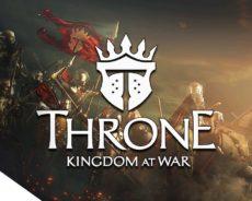 Jeu MMORPG Throne : Kingdom at War
