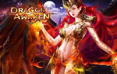Jeu MMORPG Dragon Awaken
