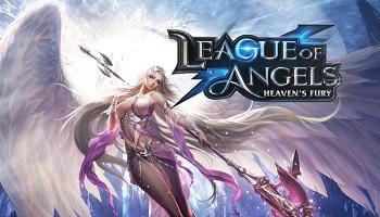 Jeu MMORPG League of Angels Heavens Fury