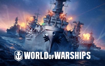 Jeu MMORPG World of Warships